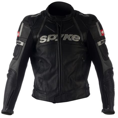 best mens leather motorcycle jacket spyke top sport gp leather motorcycle jackets for men