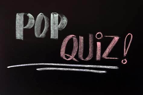 is my quiz pop quiz is my child healthy health begins with