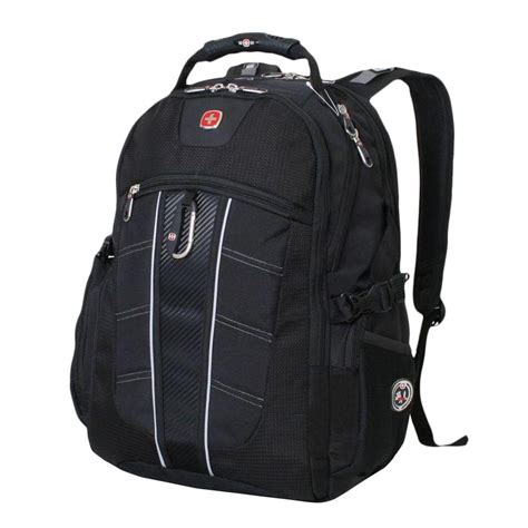 swissgear black scansmart laptop backpack 17532215 the