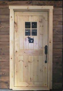How To Make Exterior Door Outside Doors On Rustic Doors Timber Homes And Front Doors