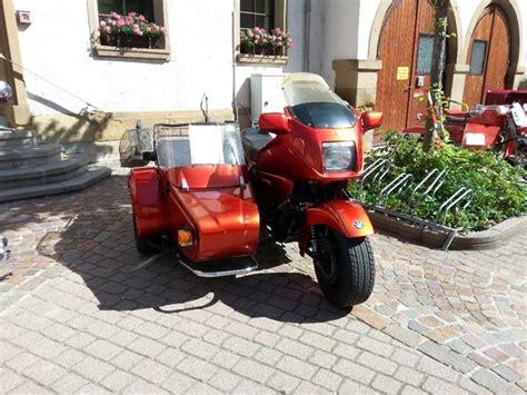 Motorrad Gespann Gebraucht Bmw by Bmw K100 Gespann In Sinsheim Gespanne Seitenwagen