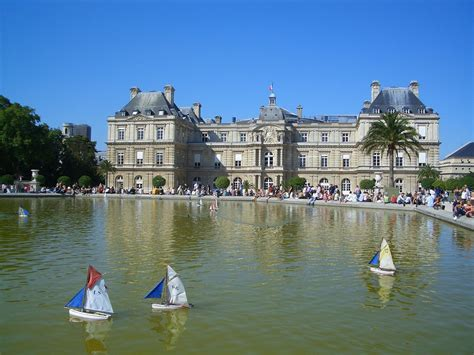 jardin luxembourg jardin du luxembourg historical facts and pictures the