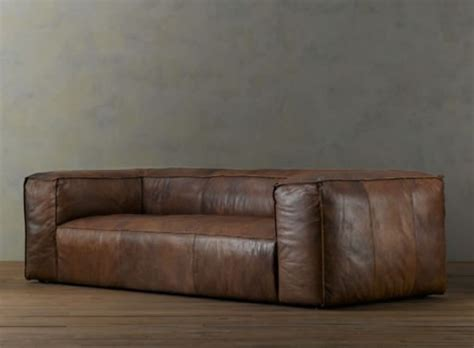 fulham leather sofa for sale 8 foot sofa decenni custom furniture 8 foot tobias