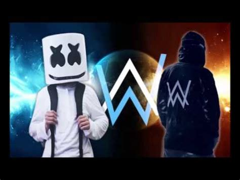 marshmello vs alan walker marshmello alan walker mix 2018 best songs ever of