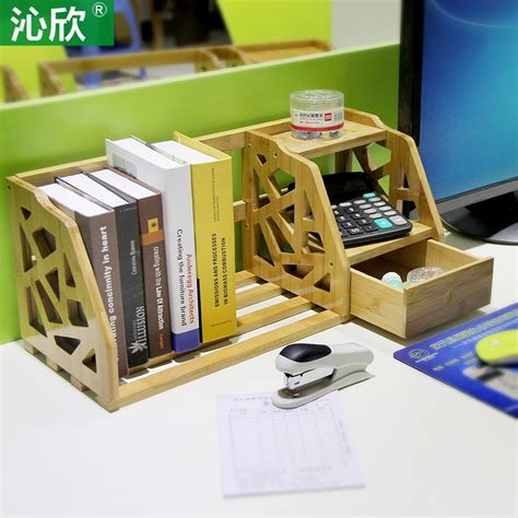 Popular Small Wooden Bookcase Buy Cheap Small Wooden Small Desk Bookshelf