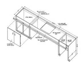 free outdoor kitchen blueprints shetomy looking for wooden shed blueprints