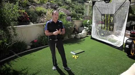 practice swing golf the sklz golf home practice guide youtube