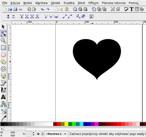 gimp tutorial dla poczatkujacych gimp serce szklana walentynkowa ikona część pierwsza
