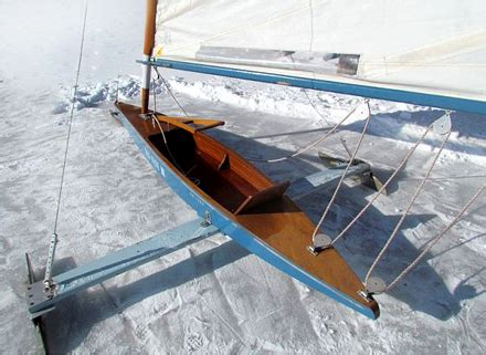 wooden ice boat plans diy small wood boat page 10