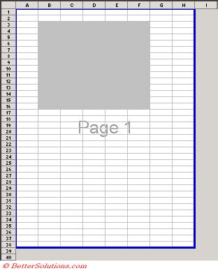 excel print layout problem excel vba print preview range how to only print the last