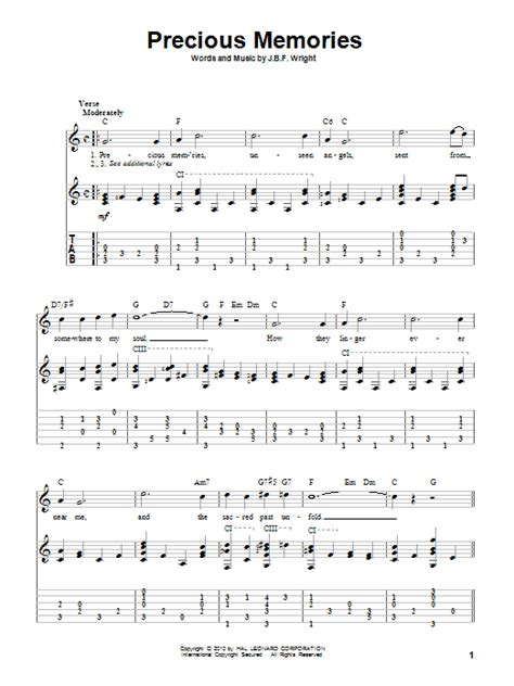 printable lyrics to precious memories hymn precious memories sheet music direct