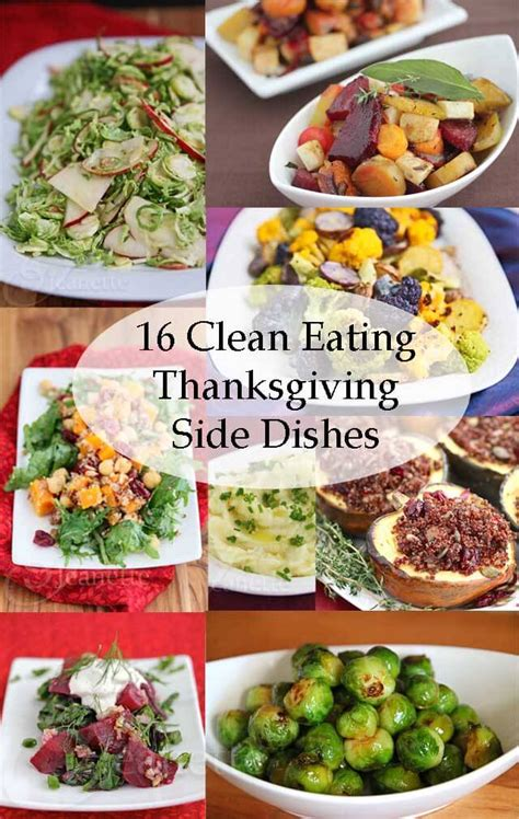 clean for every season fresh simple everyday meals books 16 clean thanksgiving side dish recipes jeanette