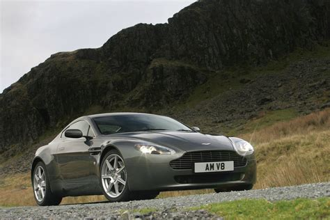 Vantage Pictures by Aston Martin Vantage Coupe Review 2005 Parkers
