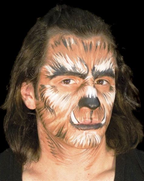 awesome  halloween wolf makeup ideas  wow