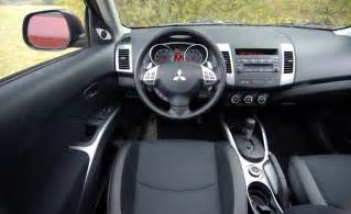 Mitsubishi Outlander 2007 Interior by Car And Driver