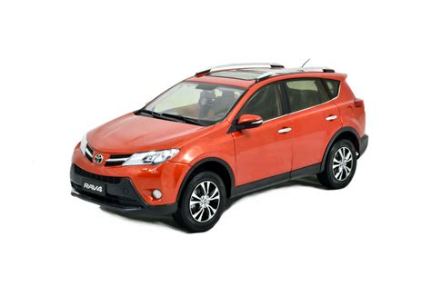 toyota model car toyota rav4 2014 1 18 scale diecast model car wholesale