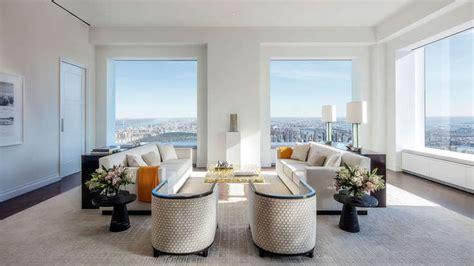 One57 Floor Plan by 432 Park Avenue Nyc Condo Apartments Cityrealty