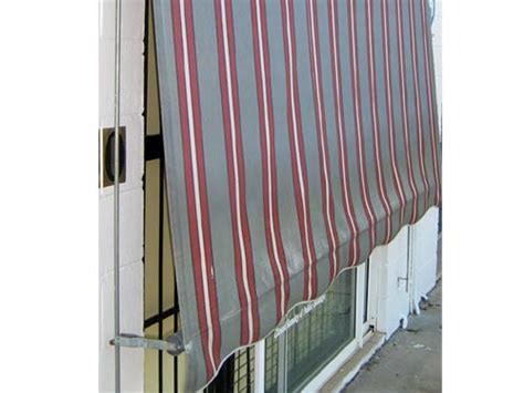 roll up awnings exterior canvas awnings roll up outdoor blinds hunter canvas