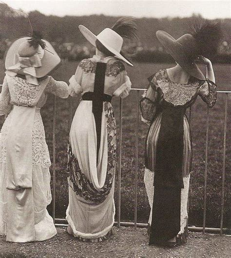 fashion in the early 1900s style historical i