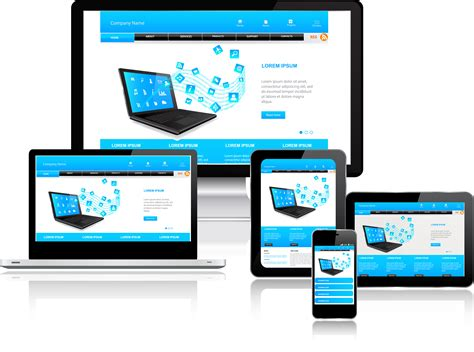 web website what is a responsive website design