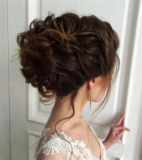 elegant grad hairstyles 40 chic wedding hair updos for elegant brides thicker