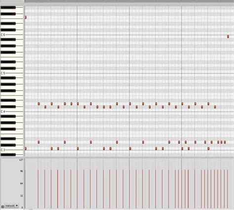 drum pattern velocity midi performance 101 getting a realistic performance
