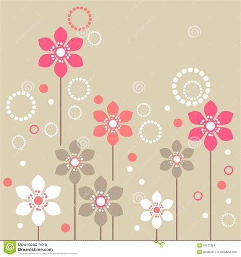 immagini fiori stilizzati stylized flowers stock images image 18070224