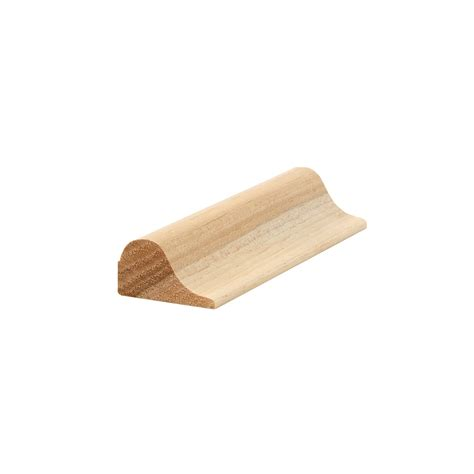 bed moulding 3 4 quot x 1 1 4 quot hickory bed moulding b916