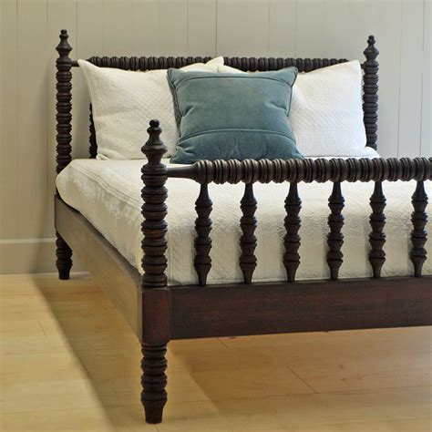 spindle bed king winona spindle bed for sale cottage bungalow