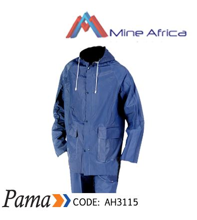 pama navy pvc rain suit   welcome to mine africa