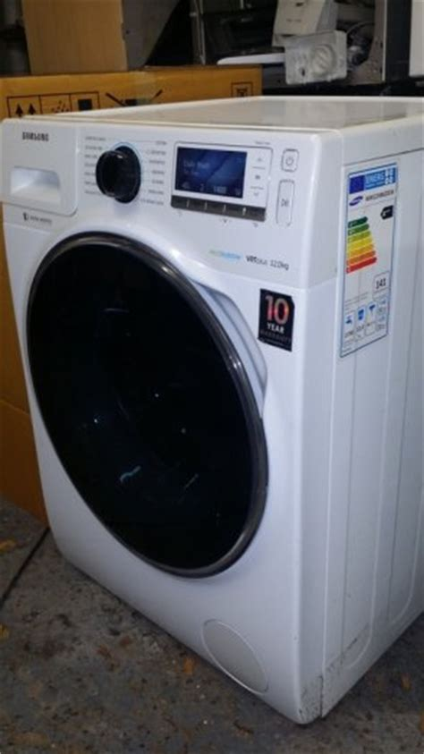 samsung vrt plus samsung ecobubble vrt plus 12kg 1400rpm for sale in clondalkin dublin from artewlu