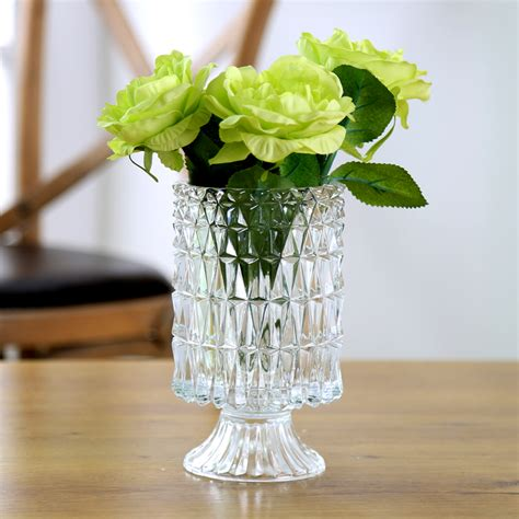 Engraved Flower Vases by Get Cheap Engraved Glass Vases Aliexpress