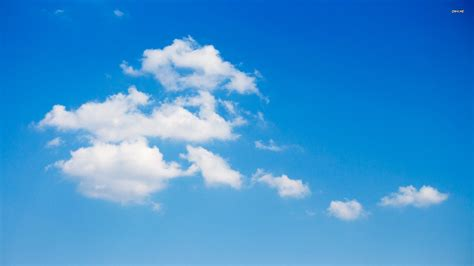wallpaper blue sky clouds white clouds on the blue sky wallpaper nature wallpapers