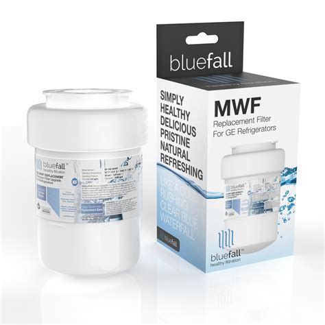 Mwf Plumbing by Logic Usa Bluefall Ge Mwf Refrigerator Water Filter