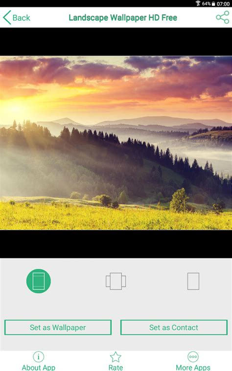landscape wallpaper google play landscape wallpaper hd free android apps on google play