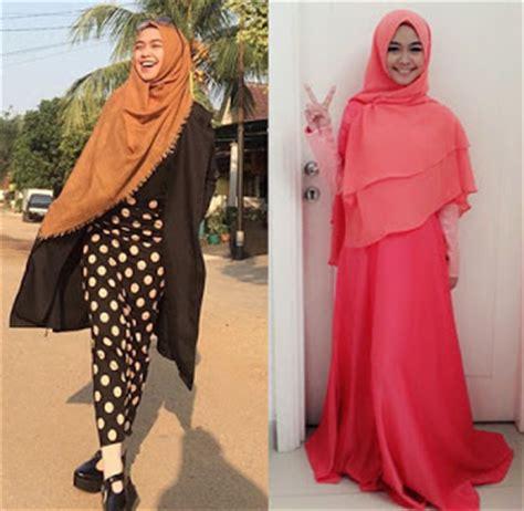 tutorial hijab ria ricis cara memakai hijab ala ria ricis terbaru