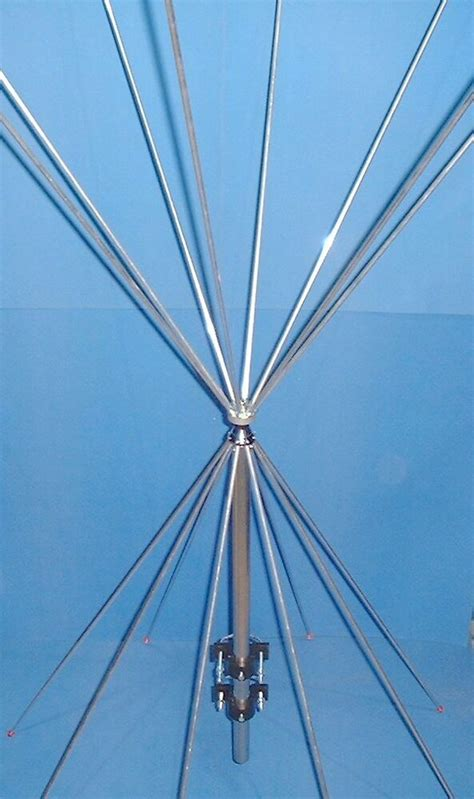 double discone scanner base station antenna aerial  ebay