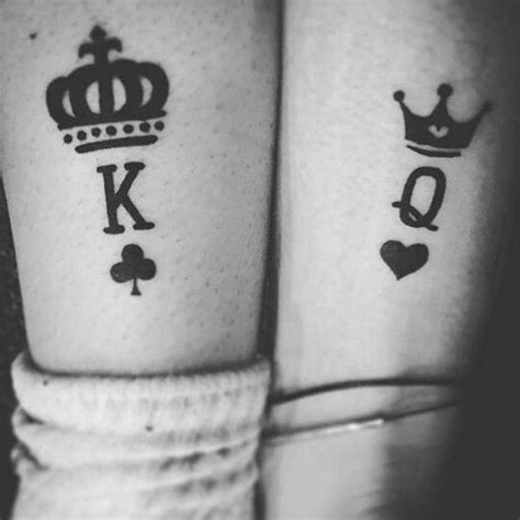 tattoo my queen quot he was her king and she was his queen quot tattoos