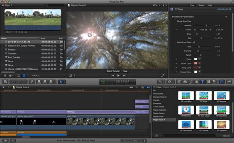 video cutter full version software free download final cut pro x plugins ripple tools ii released by