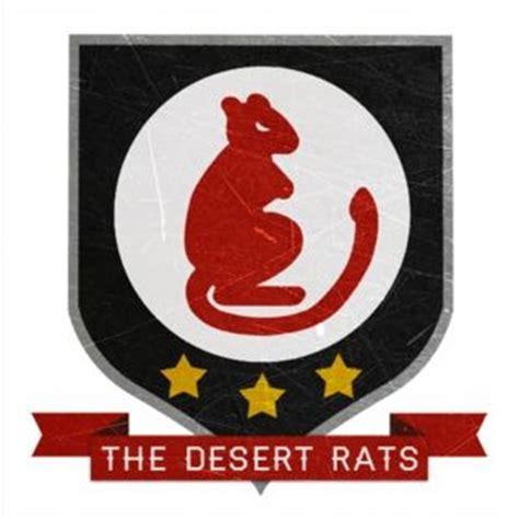 the desert rats old platoons battlelog / battlefield 3