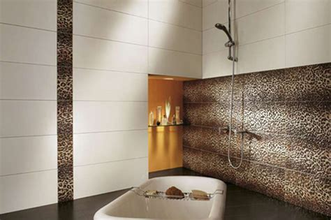 decorative wall tiles bathroom decorative animal print tile decor iroonie