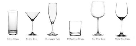 Bar Restaurant Glassware Of Entertaining The Well Stocked Bar Kahns Catering