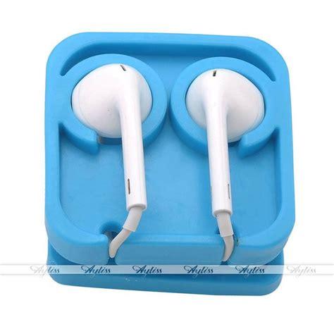 Earphone Organizer block earphone holder wire organizer cable cord wrap