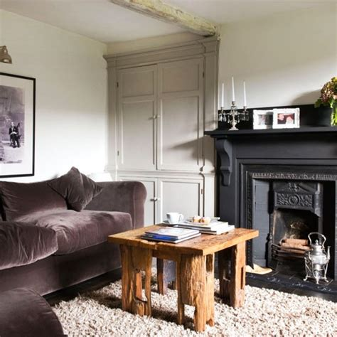Small Living Room Ideas Uk by Cosy Textured Living Room Small Living Room Ideas