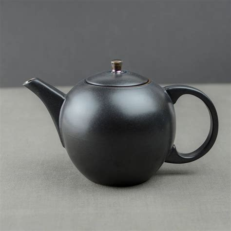 10 cup ceramic teapots bronze ceramic teapot by nom living notonthehighstreet
