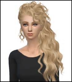 pretty sims cc hairstyles sims 4 hairs simista newsea s disco hairstyle converted