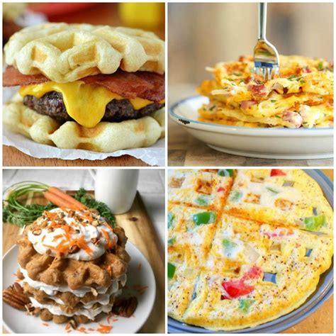 17 insanely delicious waffle iron recipes not just waffles