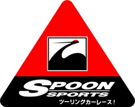 Car Signboard Tempelan Kaca New Spoon spoon sports jdm logo vector ai free