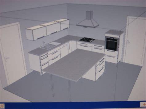 forum banche avis sur projet implantation cuisine abstrack blanche 23