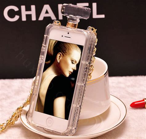 Chanel Parfum Swarovski For Iphone 6 buy wholesale classic swarovski chanel perfume bottle parfum n5 rhinestone cases for iphone 6